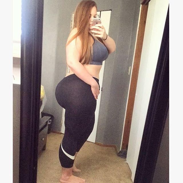 Paige porcelain big booty - 2 1