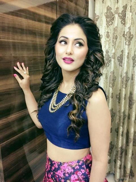 Amazing 8 Photos of Hina Khan you have never seen before