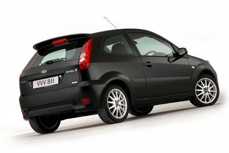 Ford Fiesta St Voiture