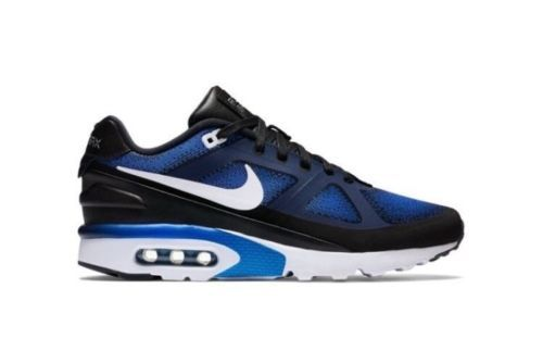 Authentic Nike Air Max Oreo Bw Ultra Black And White Colorways 2016 New Mesh Zoom Running Shoes 819475001 Discount