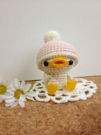 amigurumi-passarinho