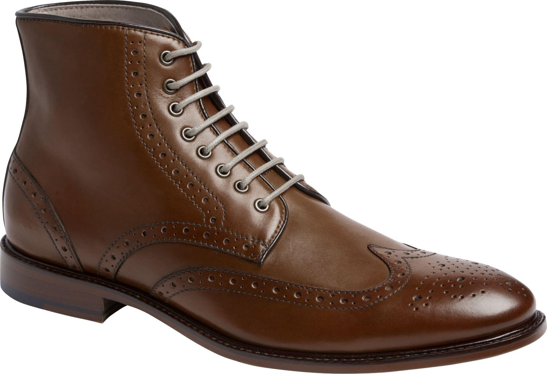 08777e238a0 Joseph Abboud Morro Wingtip Dress Boots