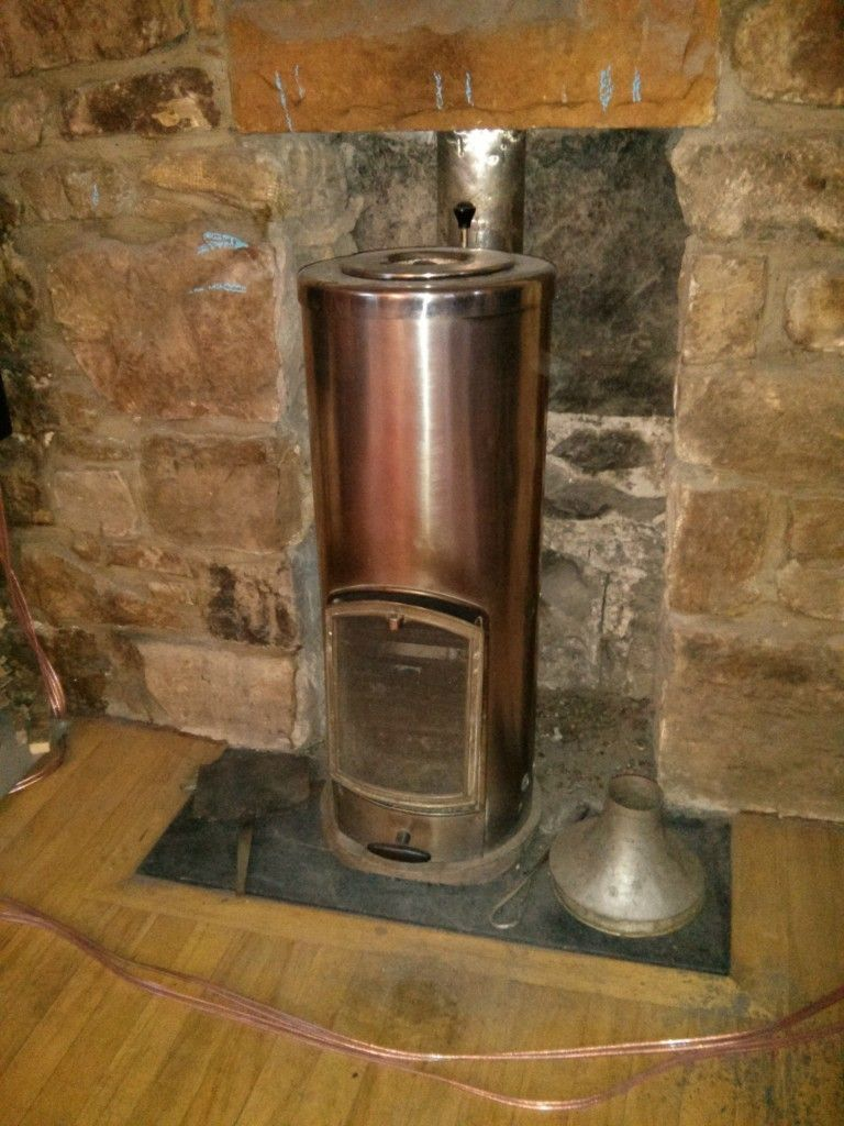 Pither solid fuel stove | eBay | Wood Burners | Pinterest | Stove ...