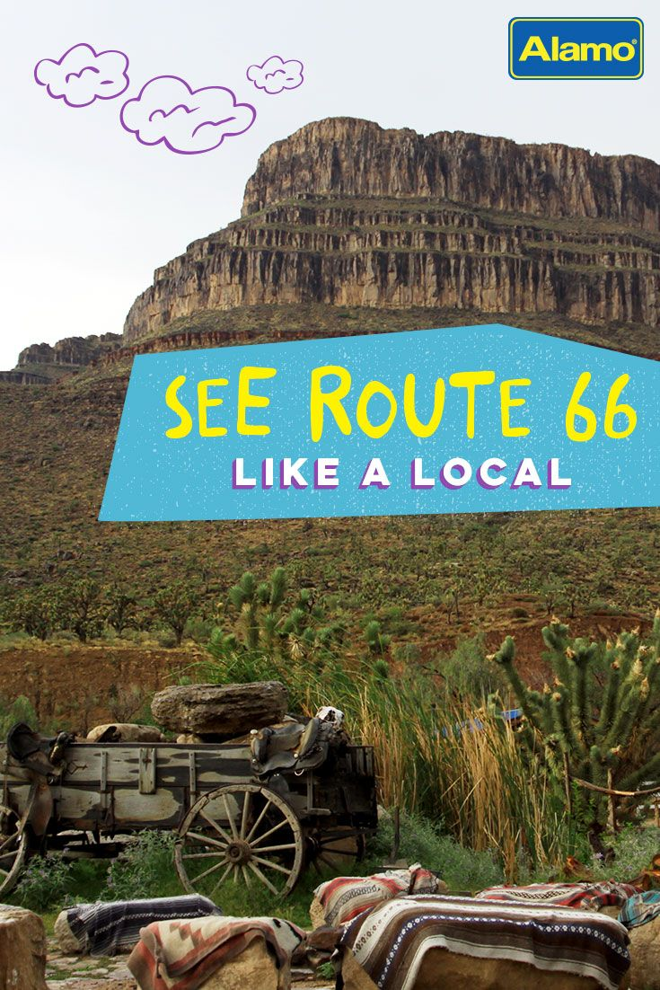 How To Tour Route 66 Arizona Like A Local West Travel