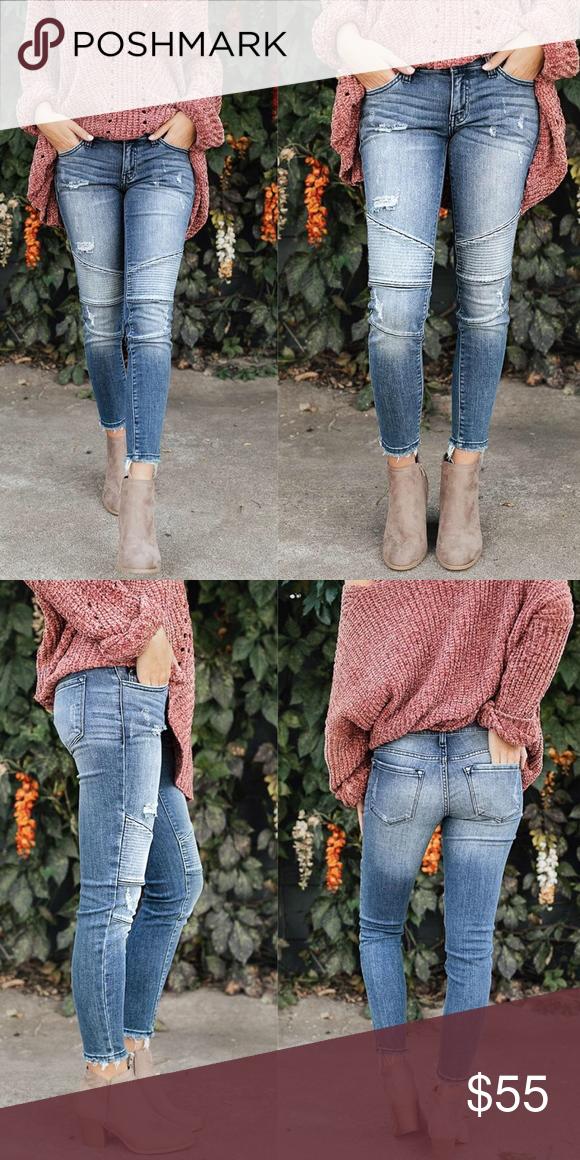 Scheana Distressed Skinny Jeans Distressed Skinny Jeans Cute Jeans Womens Jeans Skinny
