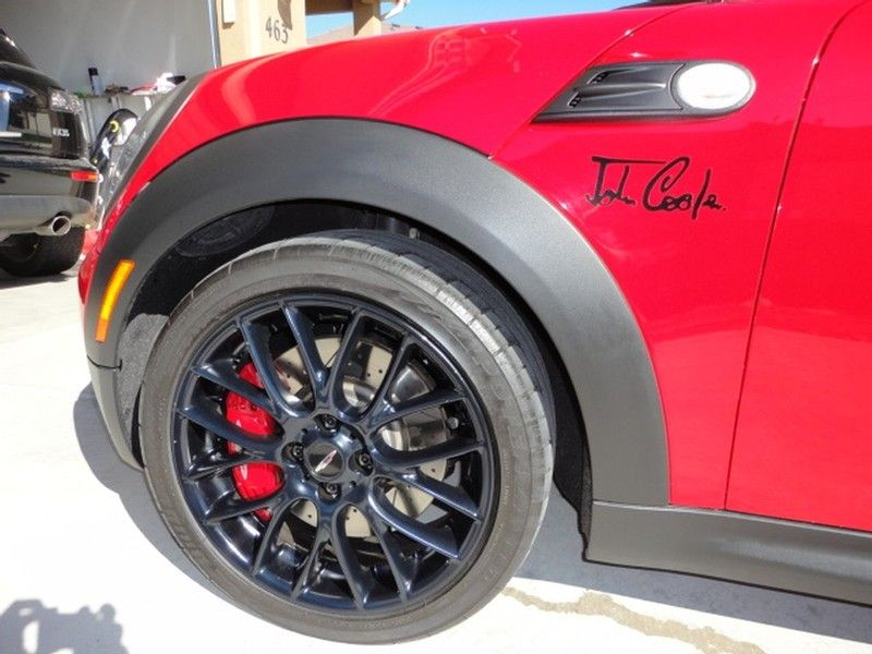 John Cooper Signature For Stripes Pair Over The