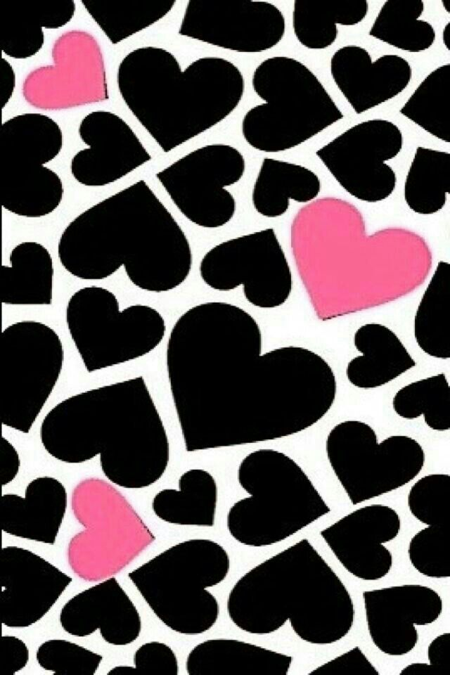 Girly Wallpaper I Want It Heart Wallpaper Wallpaper Pink Wallpaper
