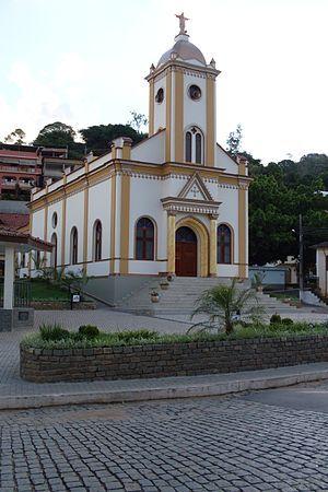 Igreja Matriz Nossa Senhora da Conceição-Alto Jequitibá