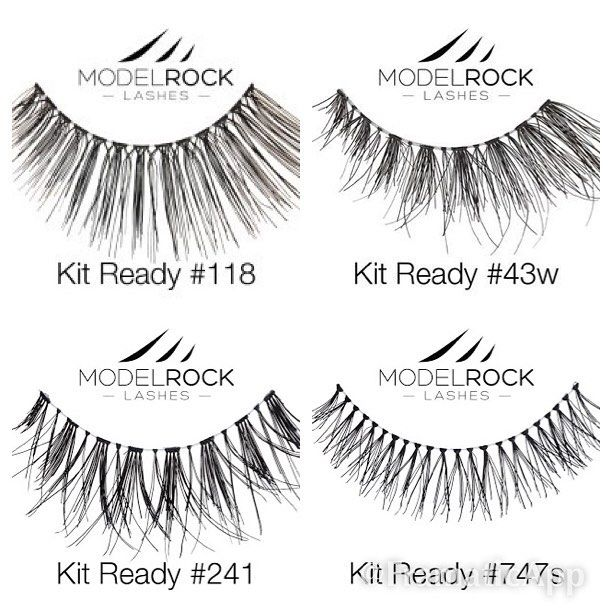 2cc043bfcc1 We have the largest selection of false eye lashes in store. Grab 3 pairs of