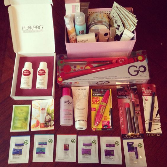 How To Get Free Stuff In The Mail Thepeppermintheart Blogspot Com Free Beauty Samples Free Beauty Products Freebies By Mail