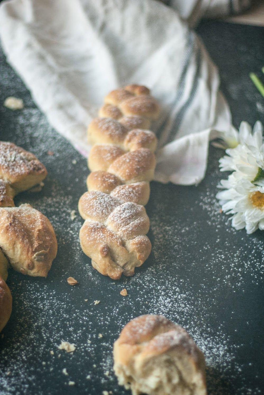 La Cocina de Carolina: Receta de pan casero rápido y súper fácil, con muesli o sin