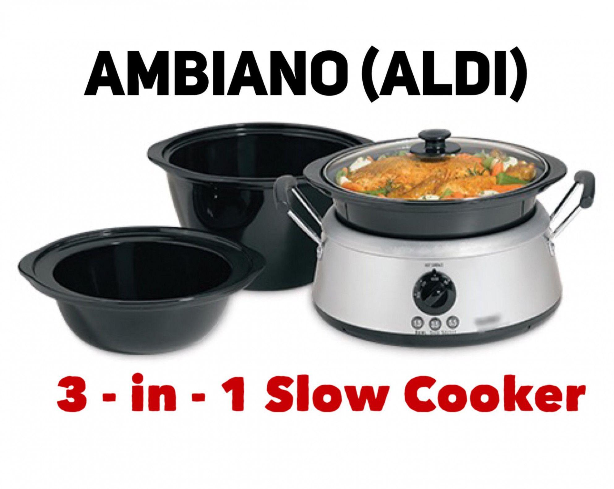 12 Kuchef Slow Cooker in 2020 | Slow cooker, Küche mit ...