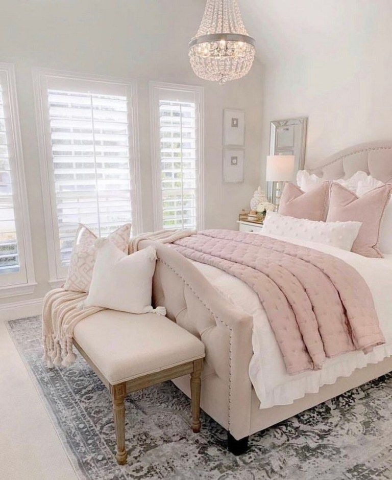 Simple Master Bedroom Design Ideas For Inspirations Bedroomideas Masterbedroomideas Bedroomdesign Aesthetecura Bedroom Interior Stylish Room Pink Bedrooms