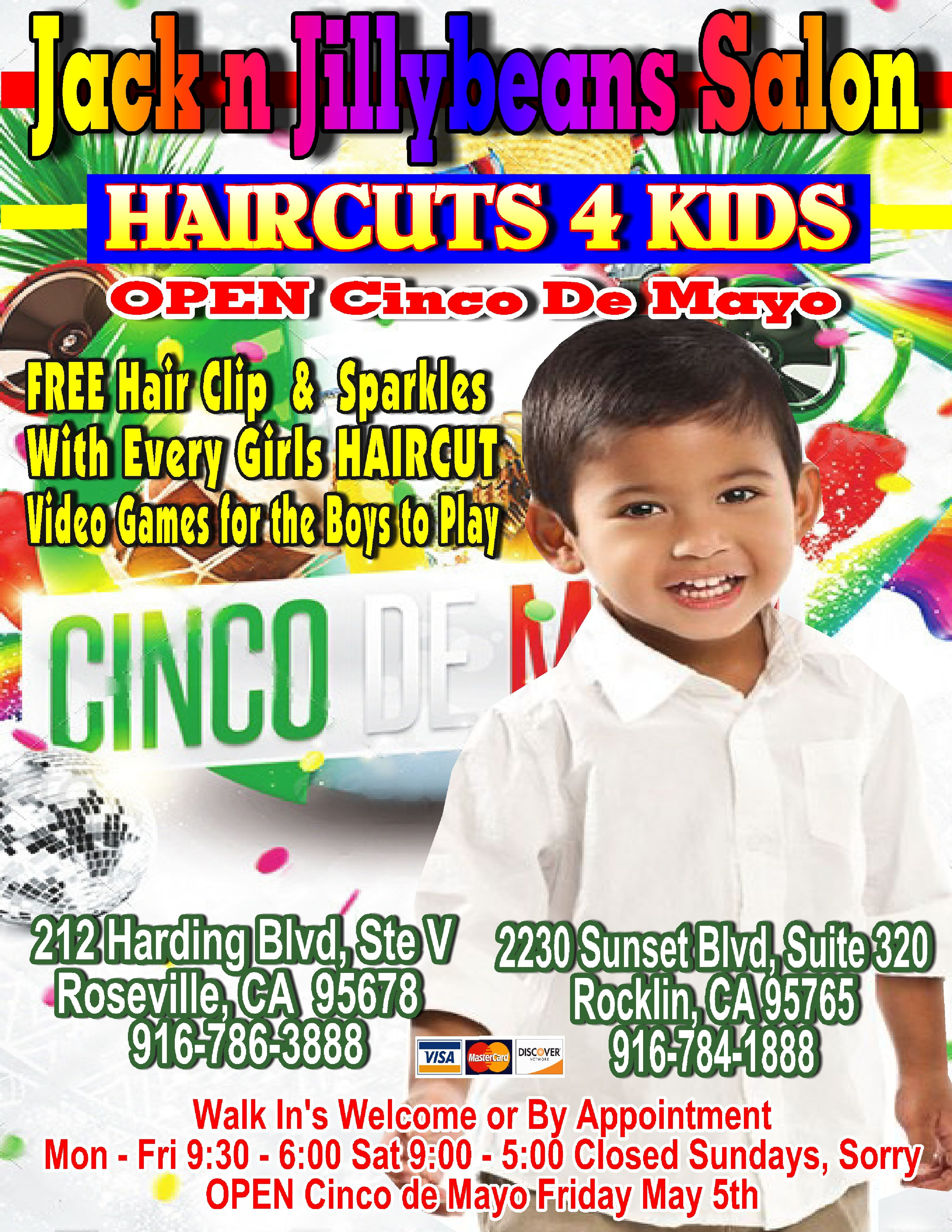 WE will be open May th for Cinco De Mayo  Hair Cuts  Pinterest