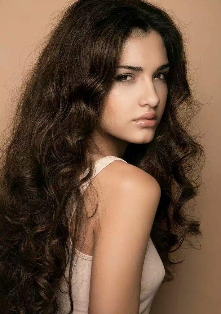 Sweet Adorable Girls Long Hair Styles Beauty