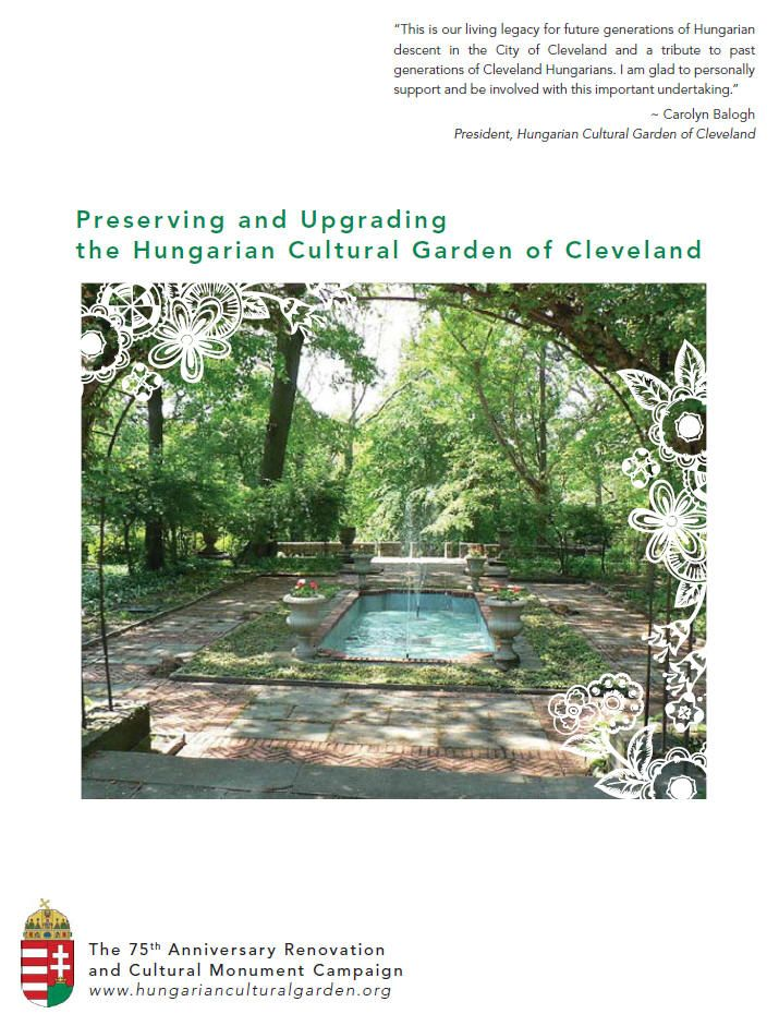 Hungarian Cultural Garden Of Cleveland Clevelandi Magyar Kultur Kert To Do This Weekend Culture Garden