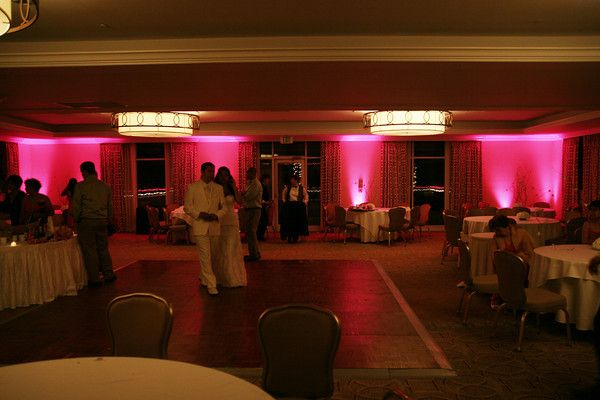 wedding lighting designs at the don cesar by tampa lights wedding