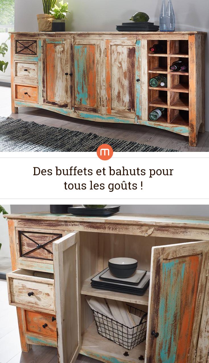Des Buffets Et Bahuts Pour Tous Les Gouts Mobilier De Salon Deco Maison Relooking Meuble
