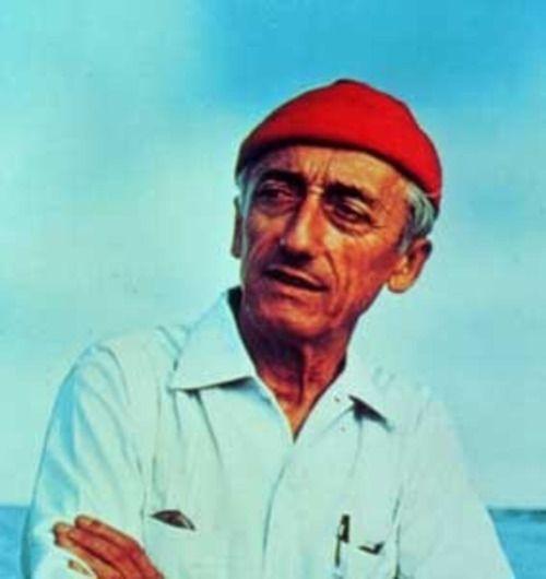 jacques cousteau mütze