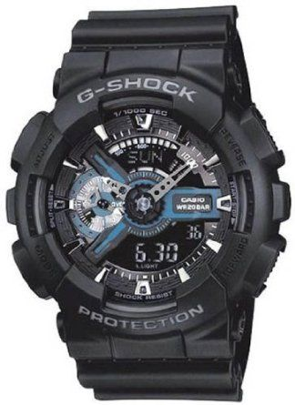 f5ac8371c1d G-Shock X-Large Combination Watch--Military Black  Watches  Amazon.com  120