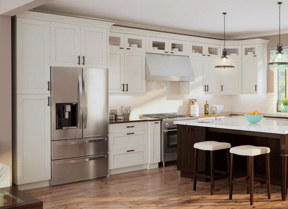 Artisan Shaker Kitchen Cabinets - RTA Cabinet Store   Kitchen ...