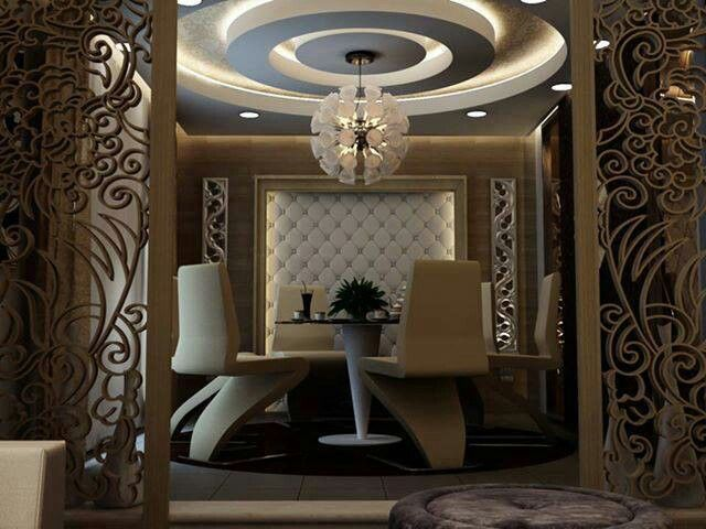 Fab Love Those Chairs Modern And Chic Luxury Living Room Design Ceiling Design Bedroom Interior Design