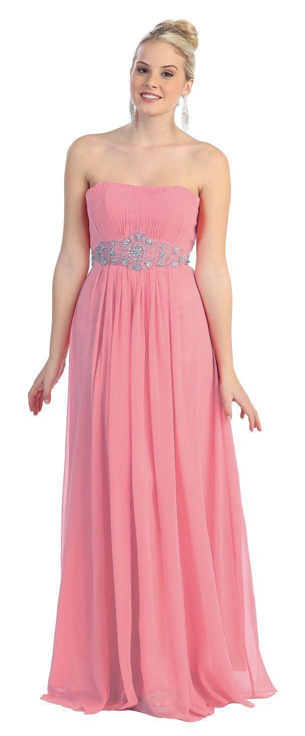 Bonito Vestido De Fiesta Macy Motivo - Colección de Vestidos de Boda ...