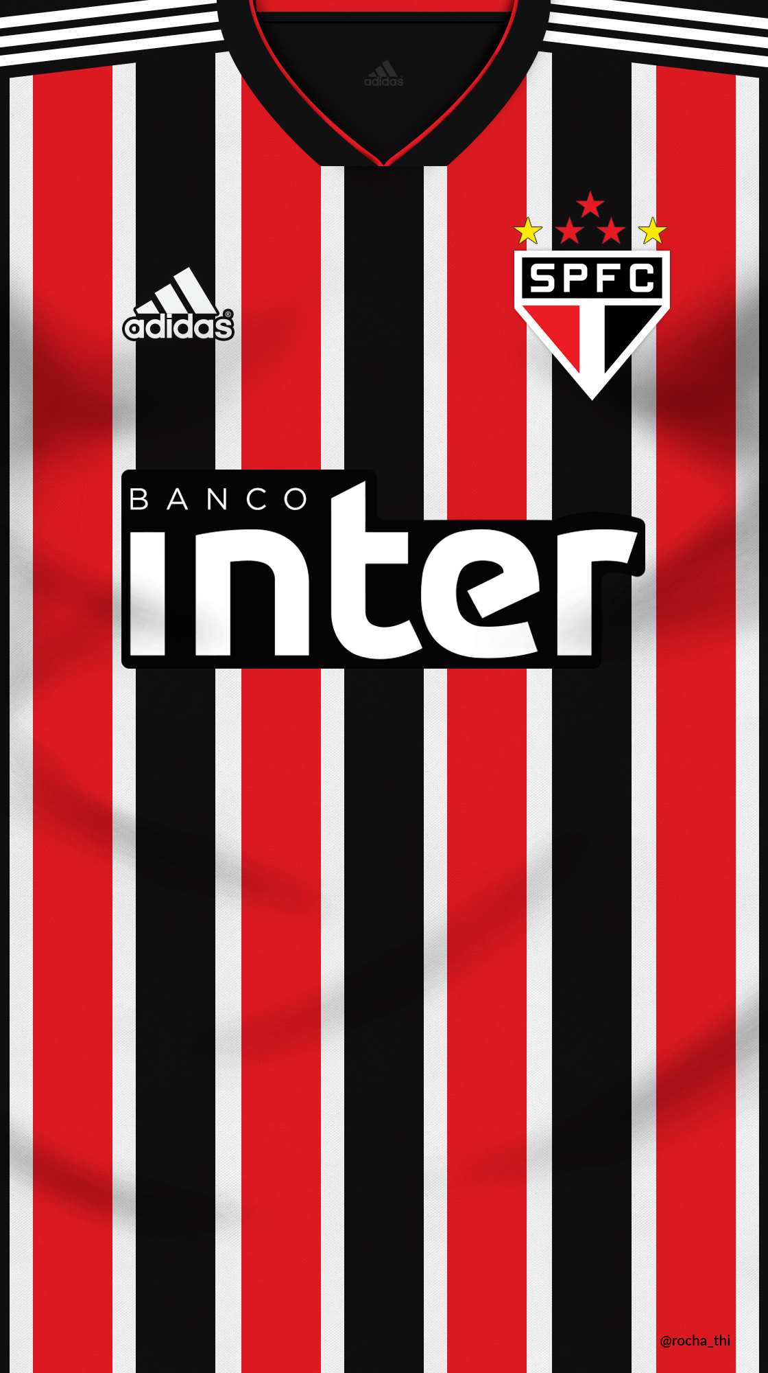Camiseta Goleiro São Paulo Fc