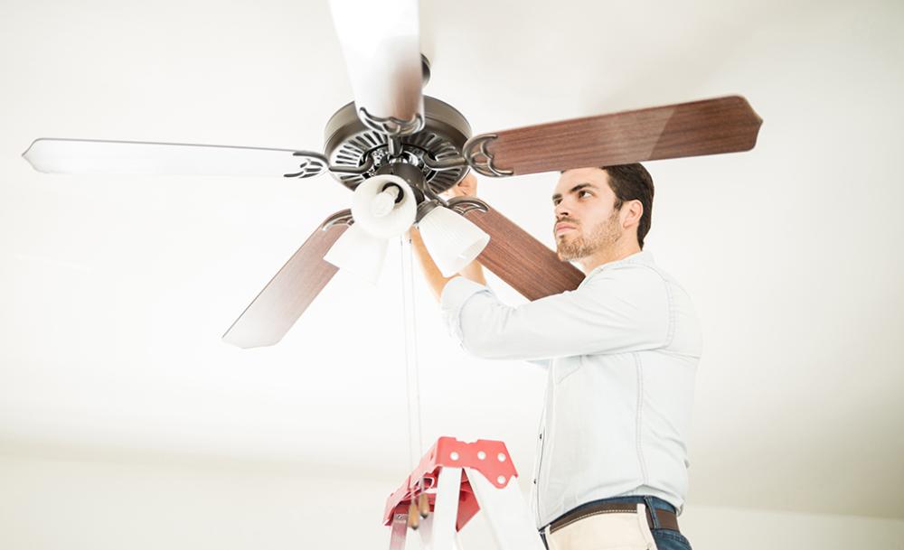 How to Fix a Noisy Ceiling Fan in 2020 Ceiling fan