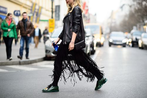The Best Street-Style Pics From Mercedes-Benz Prague Fashion Weekend - Gallery - Style.com