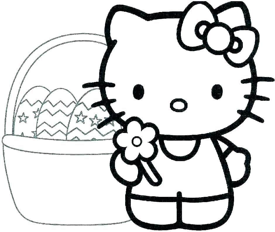 Hello Kitty Coloring Pages To Print Baby Coloring Pages Hello Kitty Hello Kitty Coloring Hello Kitty Colouring Pages Kitty Coloring