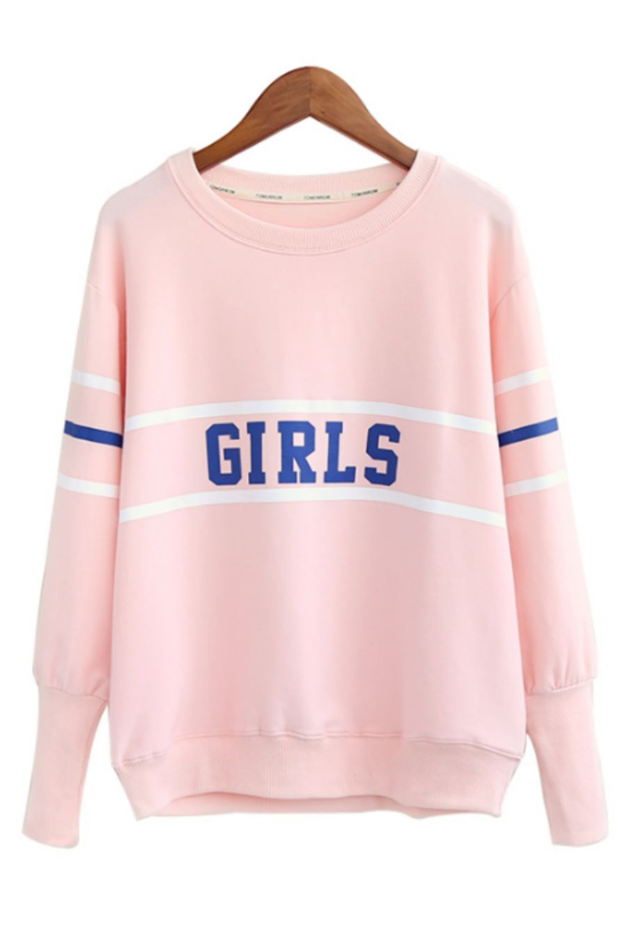 Cute Pink Girls Sweater | clothes | Pinterest | Pink girl, Girls ...