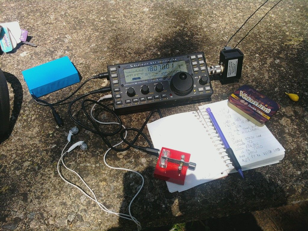 Pin by Steve wGØAT on QRP radio FUN! | Ham radio, Qrp, Ham