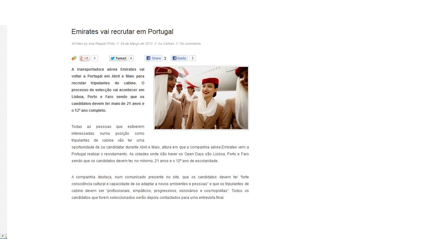 Traduções e Jornalismo - Lisboa | Zaask Portugal