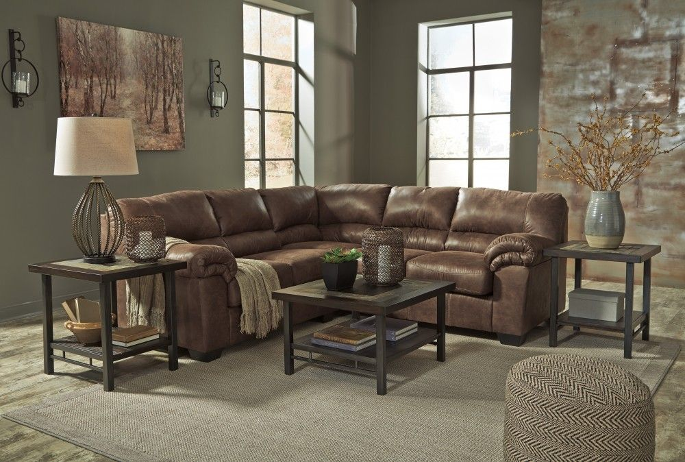 Best Bladen Coffee 2 Pc Laf Loveseat Sectional Living Room 400 x 300