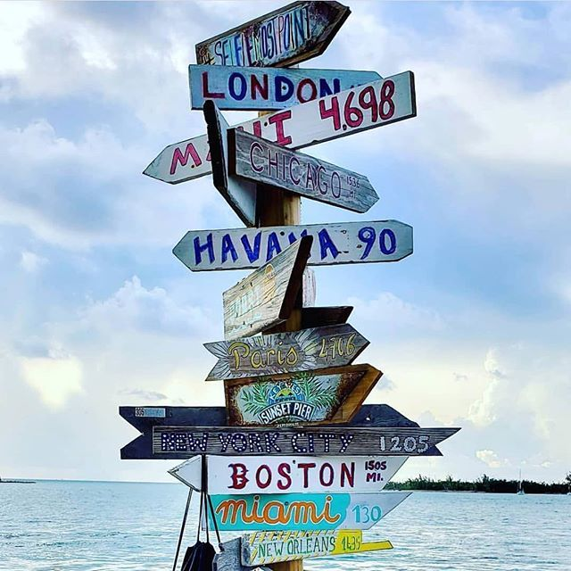 How Many Miles To Your Hometown Keywest Distance