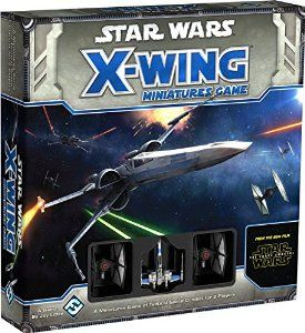 Star Wars: X-Wing Miniatures Game  The Force Awakens Core Set is on sale! Only $24.00  - Save 40%