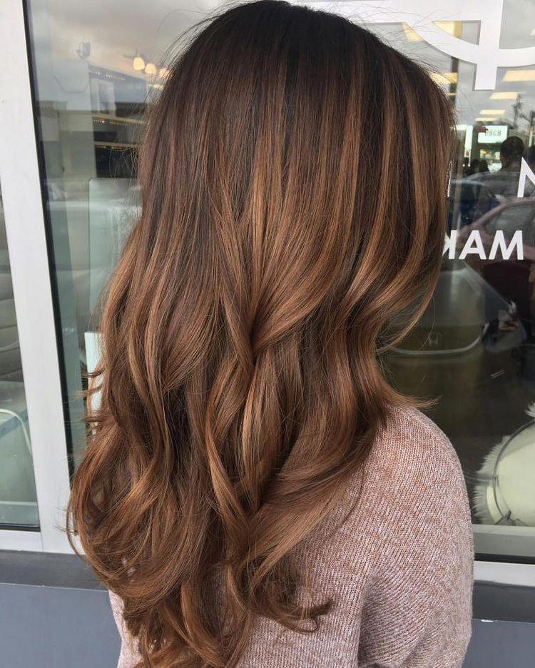 Kastanienbraun #darkbrownhair #brownhaircolors Kastanienbraun #darkbrownhair – K…