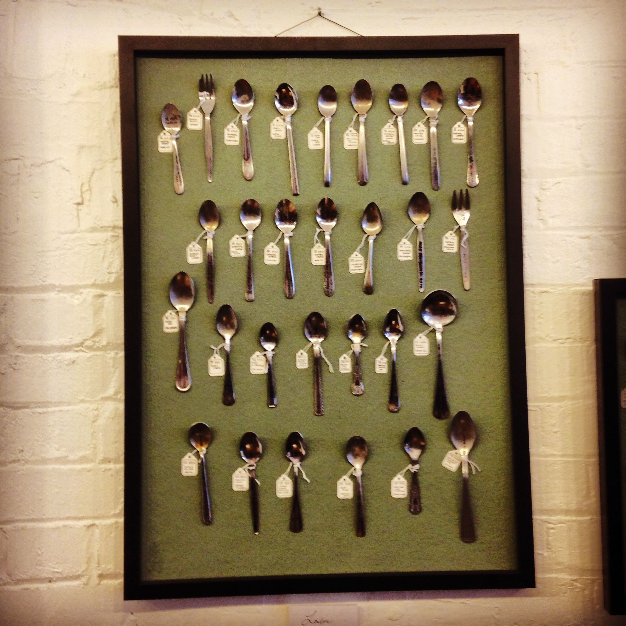 Coffee spoons stolen from around the world! At the ...