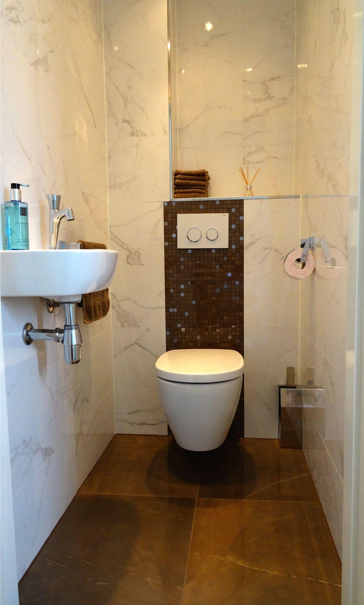 Powder Room Atlas Concorde Serie Marvel In Toilet Geplaatst
