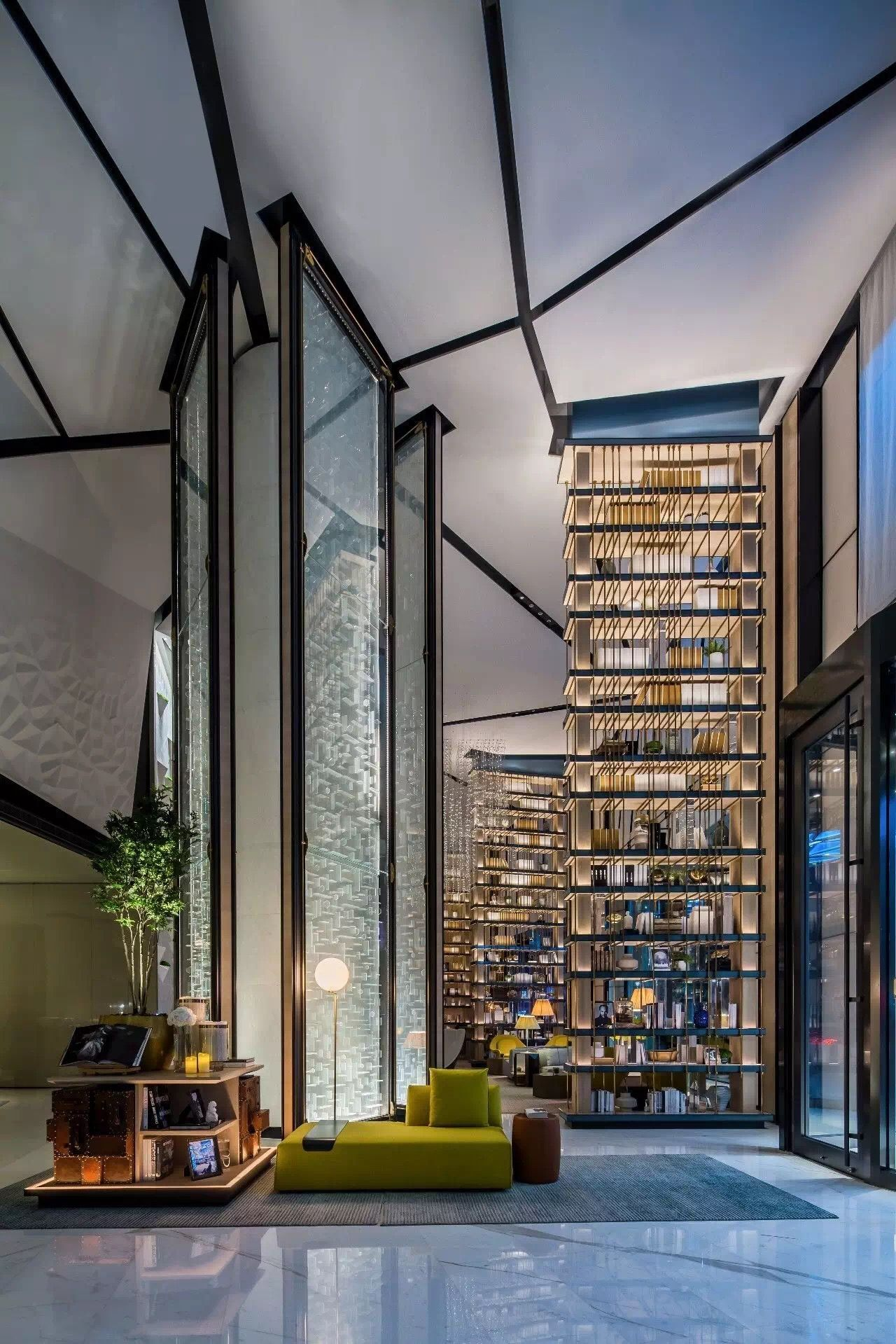Incredible hotel interiors to inspire you to be passionate - Hotel interior and exterior design ...