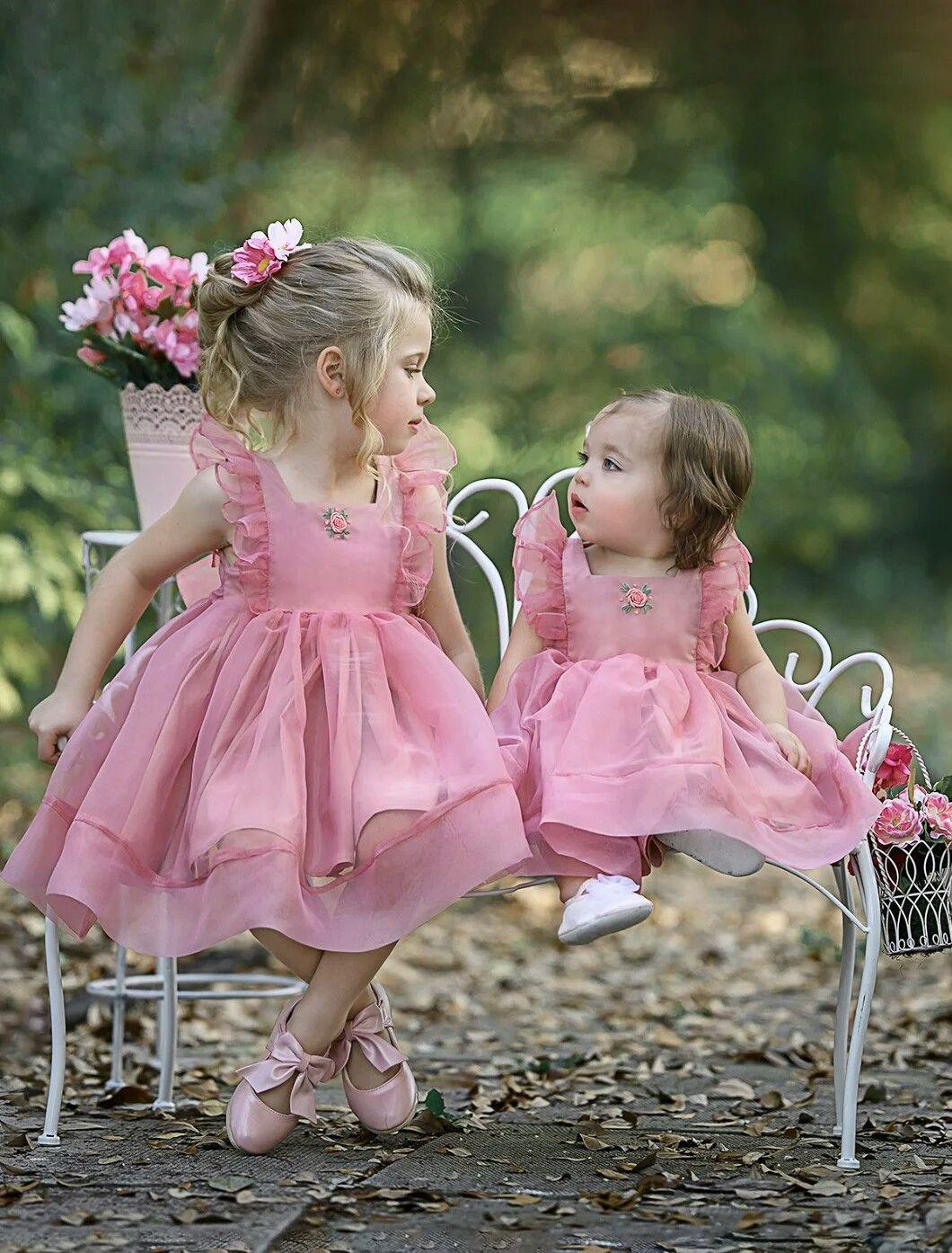 Pin de waleska maria en fofo | Pinterest | Vestidos de niñas ...