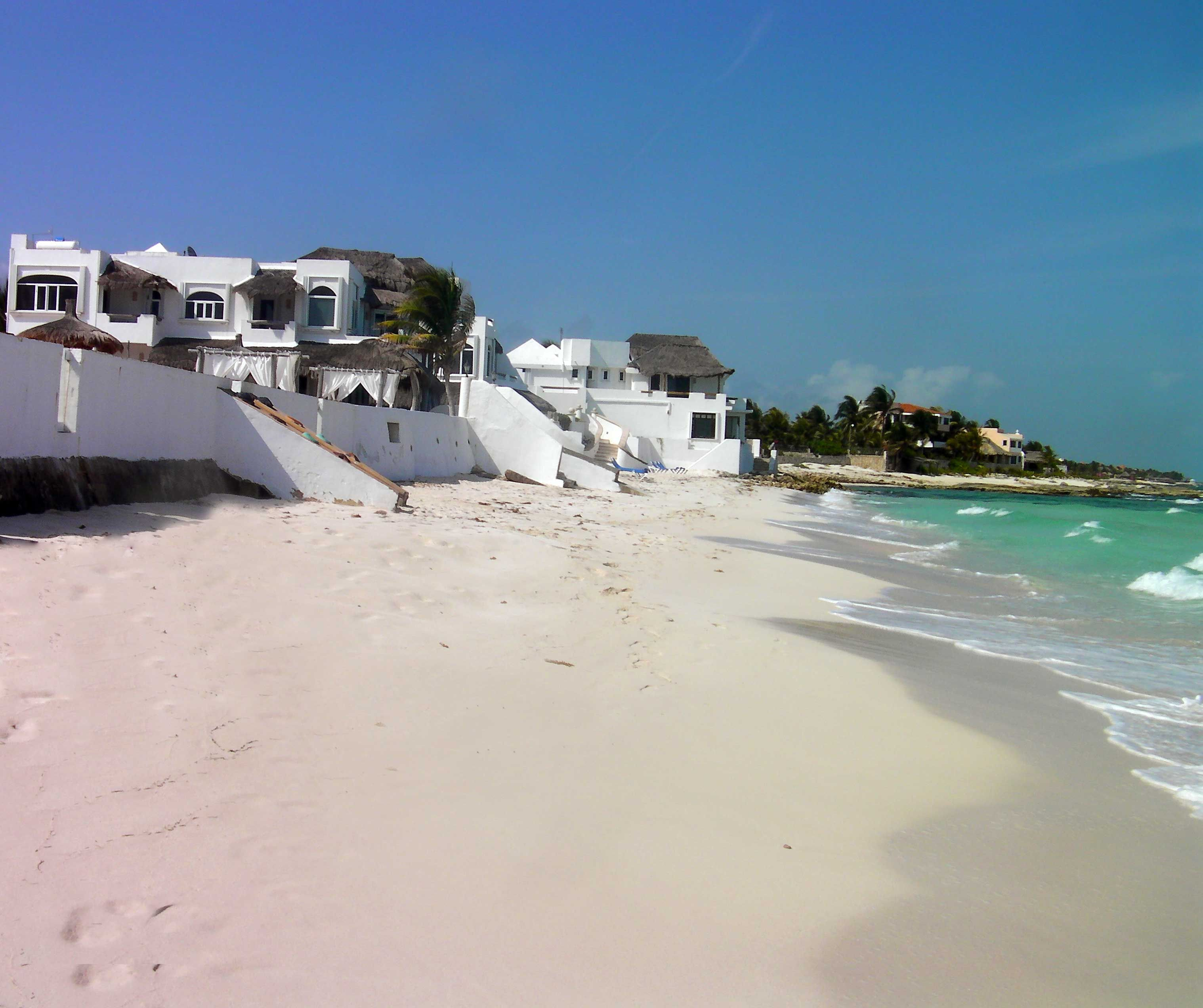 Playa Del Secreto This Is Where We Stayed In Mexico So Awesome