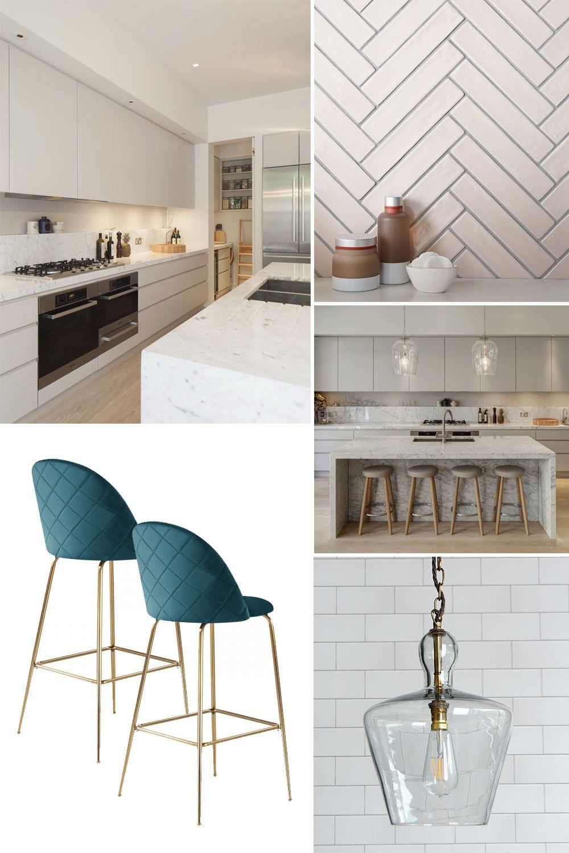 Affordable Interior EDesign Service Open plan kitchen