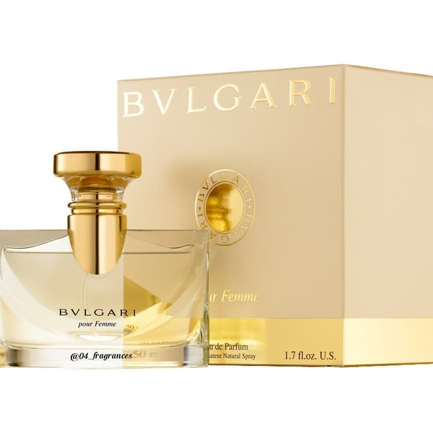 "eaaeac740 Best deal in Designer Perfume, on Instagram: ""Bvlgari Pour Femme is a  feminine classic which will adorn you just like precious jewellery."