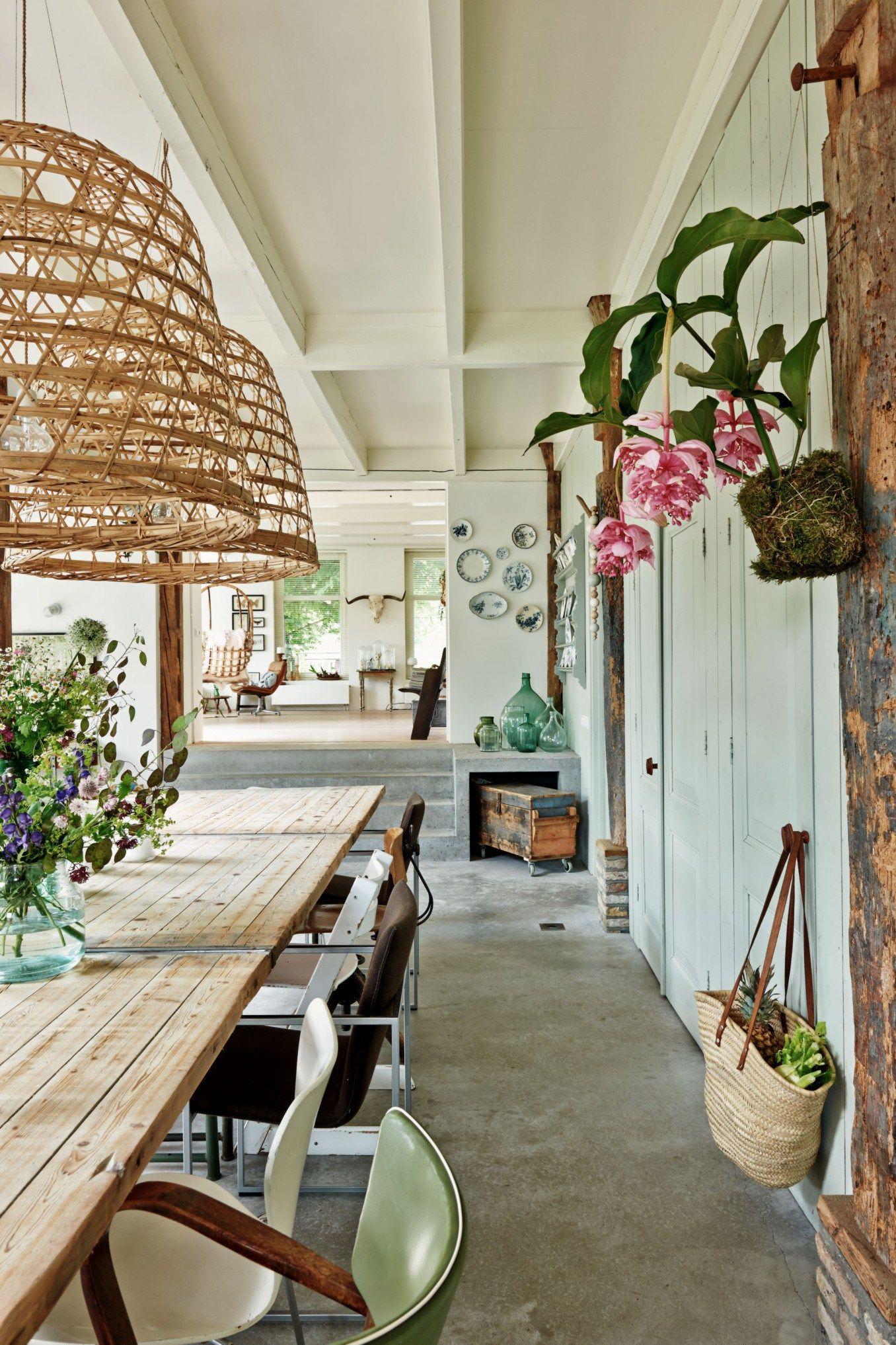 Une ferme rénovée aux Pays Bas - PLANETE DECO a homes world