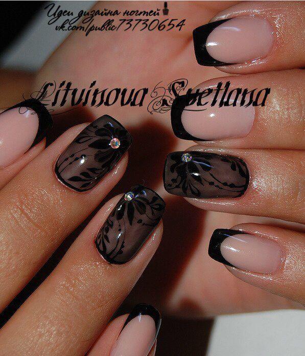 Рисунки на ногтях фото молодежные женские