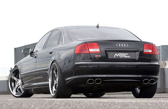 2013 S8 Customized And This Audi A8 Is One Great Example Of What A