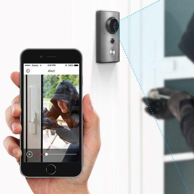 Zmodo Smart WiFi Doorbell Wifi, Smart technologies
