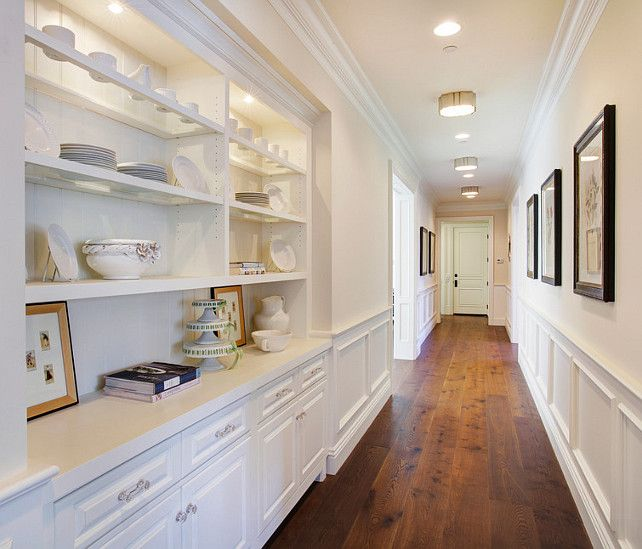 Hallway Built In Ideas Cabinet
